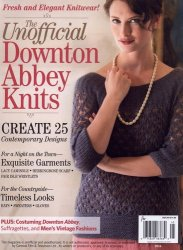The Unofficial Downton Abbey Knits 2014