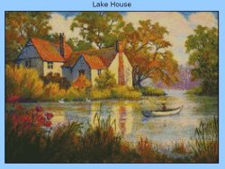 Bazaar - Lake House