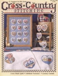 Cross Country Stitching �1-2 1990