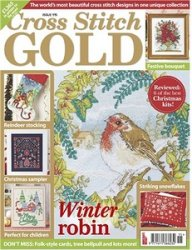 Cross Stitch Gold Issue �115 2014