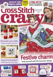 Cross Stitch Crazy №197 December 2014