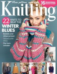 Knitting Magazine January 2014
