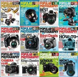 Popular Photography №1-12 (2014)