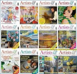 Artists & Illustrators №1-13 (2014)