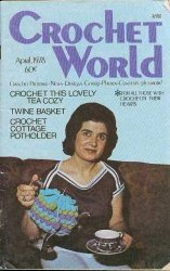 Crochet World №4 1978
