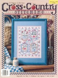 Cross Country Stitching �7-8 1990