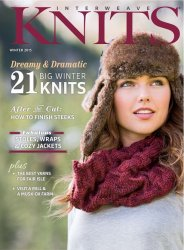 Interweave Knits � Winter 2015