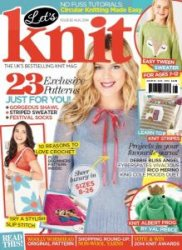 Let's Knit №82 August 2014