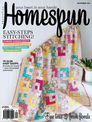 Australian Homespun №138 Vol 15.11 2014