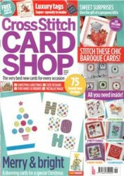 Cross Stitch Card Shop №99 2014