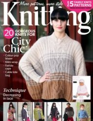 Knitting Magazine November 2013
