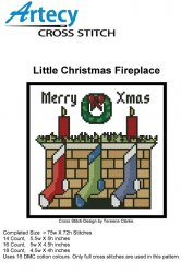Little Christmas Fireplace