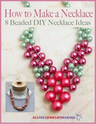 How to make a necklace 8 beaded Diy necklace ideas