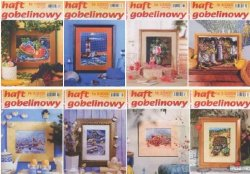 Haft gobelinowy  2001-2012 (�ross Stitch �ollection)