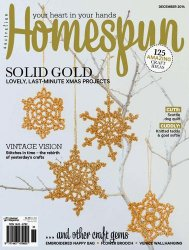 Australian Homespun Issue 139 Vol 15.12 2014