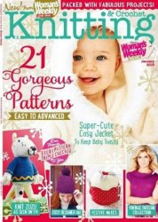 Knitting & Crochet � January 2015