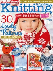Woman's Weekly Knitting & Crochet №11 2014