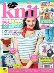 Let's Knit �79 June 2014