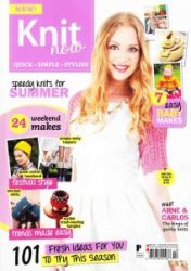 Knit Now Magazine  Issue 10 June 2012