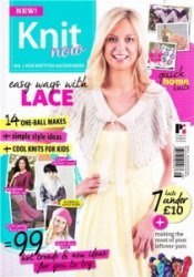 Knit Now  Issue 8 2012