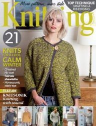 Knitting January 2015