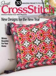 Just CrossStitch Jan/Feb 2015