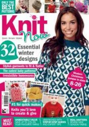 Knit Now Magazine Issue 40 2014