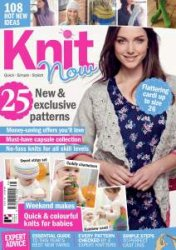 Knit Now Magazine Issue 38 2014