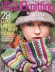 Vogue Knitting - Winter 2013/2014