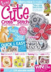 Cute Cross Stitch Summer 2014