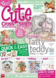Cute Cross Stitch Summer 2013 (With Bonus Card Collection)