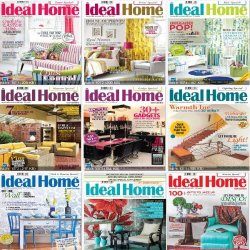 The Ideal Home & Garden 2010-2012