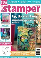 Craft Stamper � February 2015