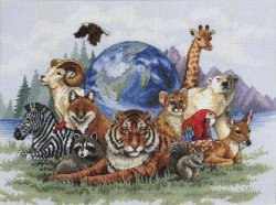 Cross Stitch Orient - ANIMALES