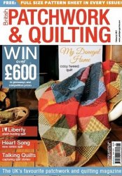Patchwork and Quilting - February 2015