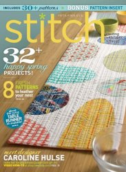 Interweave Stitch - Spring 2015