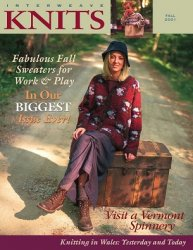 Interweave Knits �3 Fall 2001