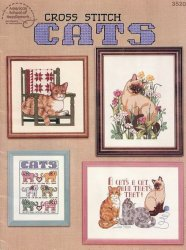 Cross Stitch Cats