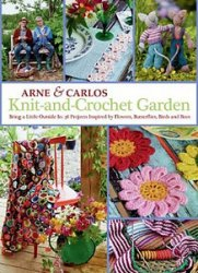 Knit-And-Crochet Garden: Bring a Little Outside In