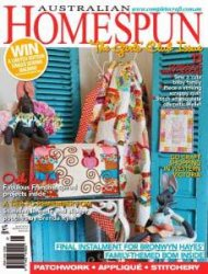 Australian Homespun - April 2012