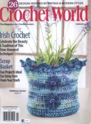 Crochet World - February 2015