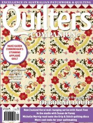 Quilters Companion N71 Vol.14 N1 January/February 2015