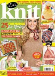 Let's Knit �78 April 2014
