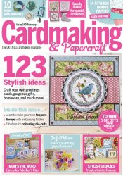 Cardmaking & Papercraft Issue 100