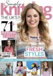 Simply Knitting - March 2015