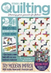 Love Patchwork & Quilting - Issue 18 2015