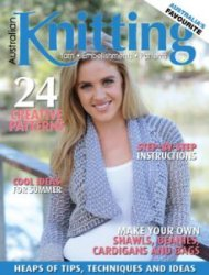 Knitting Volume 6 No4 2015
