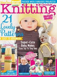 Knitting & Crochet - March 2015