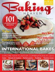 Baking Heaven 2014-2015 Winter