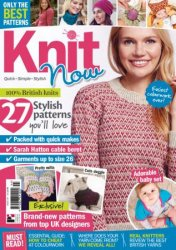 Knit Now Issue 44 2015